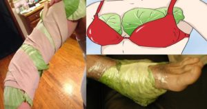 After You Read This You Will Definitely Start Putting Cabbage Leaves On Your Legs And Chest!
