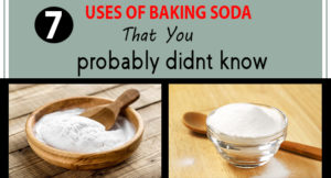 7 Uses for Baking Soda That You Probably Didn't Know
