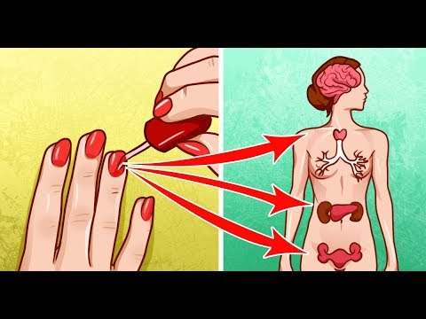 What Happens To The Body After Putting on Nail Polish?