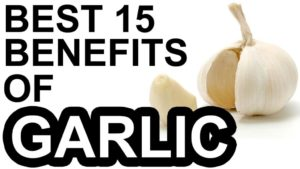 Best 15 Amazing Healthy Benefits of GARLIC