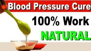 Here Is How To Reduce Hypertension or High Blood Pressure At Home Fast!