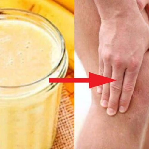 At The Age Of 50, This Drink Removed My Knee And Joint Pains In Just 5 Days!